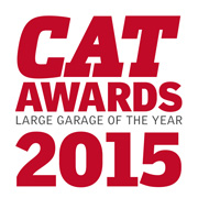 CAT Awards Large Garage of the year 2015 Winner